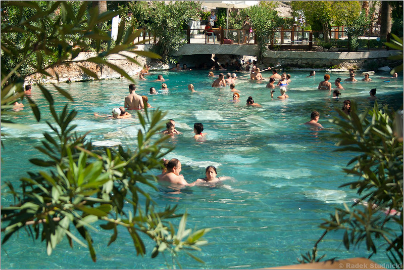 Hierapolis Clepoatra's Pool