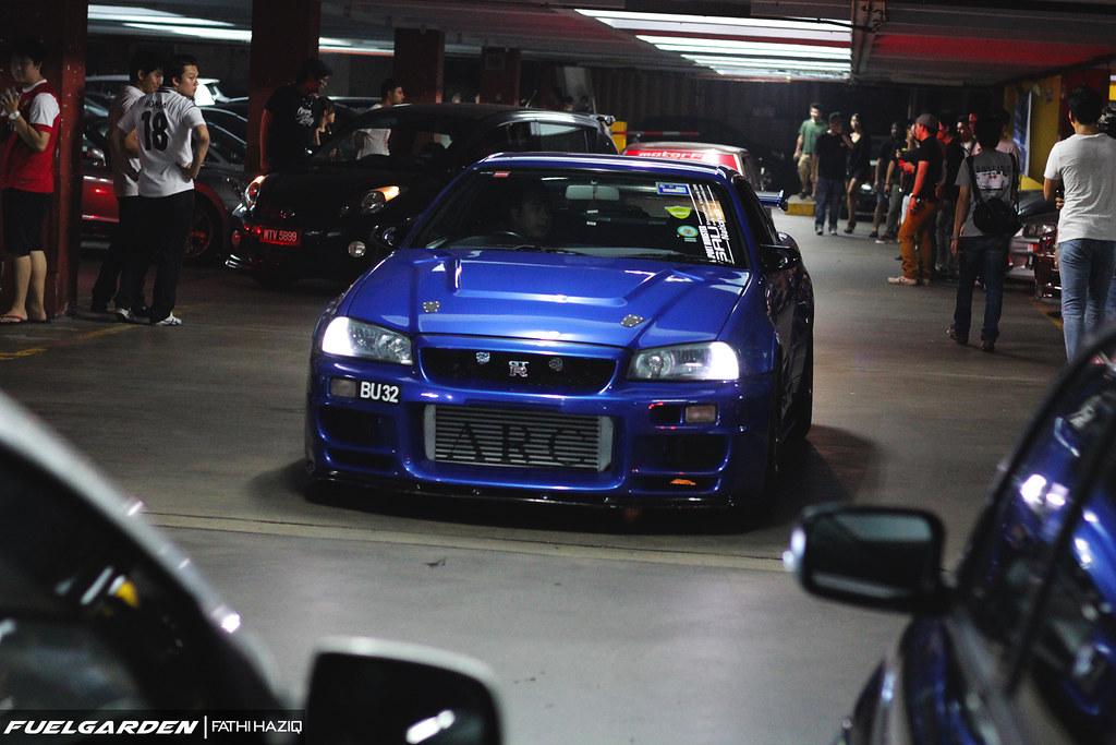 Nissan Skyline R GTR The Borgata Affair Flickr - Borgata car show