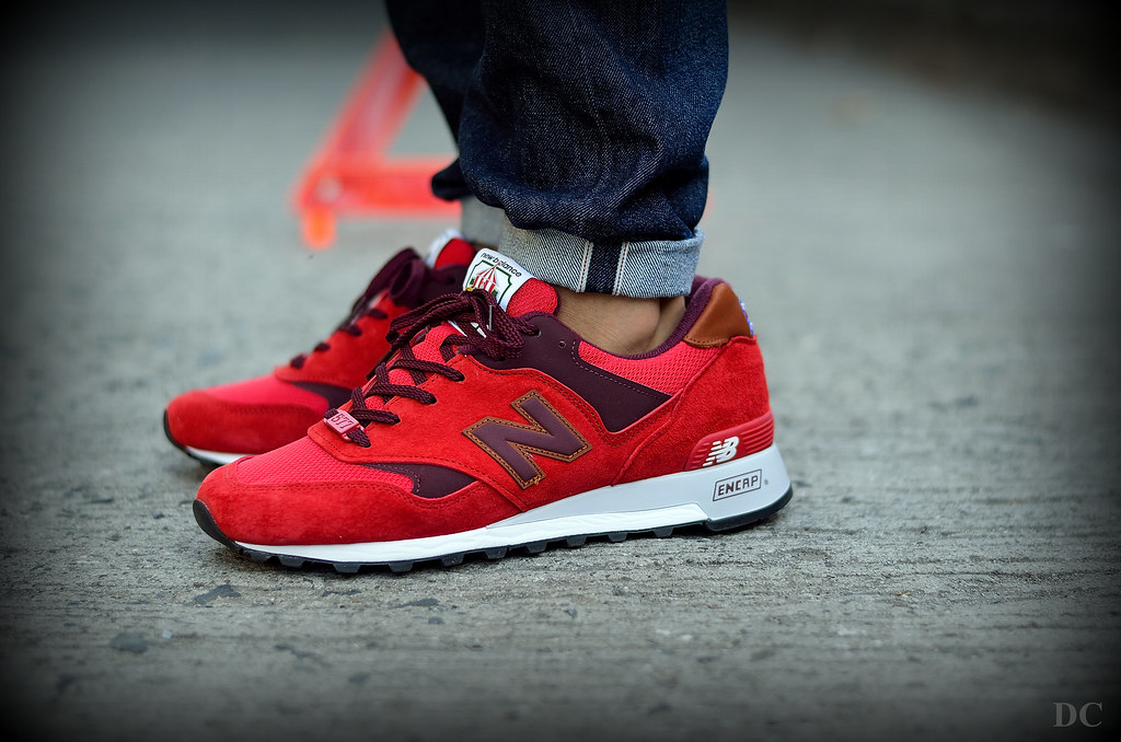new balance 577 country fair red