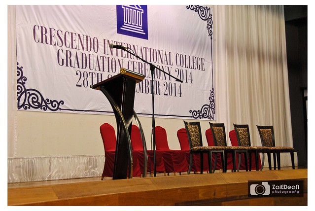 Graduation Ceremony 2014