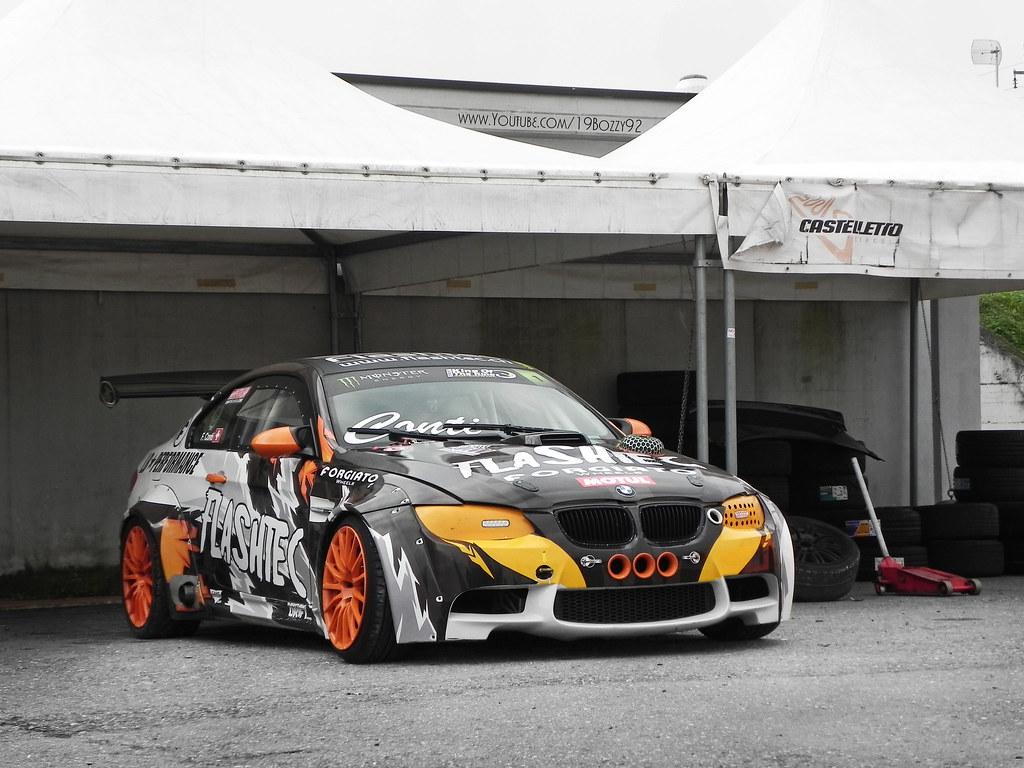 Lb Performance Lb Performance Bmw M3 E92 Drifting Car Face Flickr