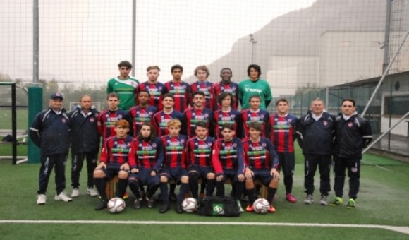 Juniores Nazionali, Virtus Verona - Ciliverghe 4-0