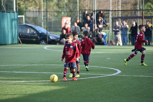 V SPORT IN TOUR - Castel Porziano - Honey Soccer CIty (2010)