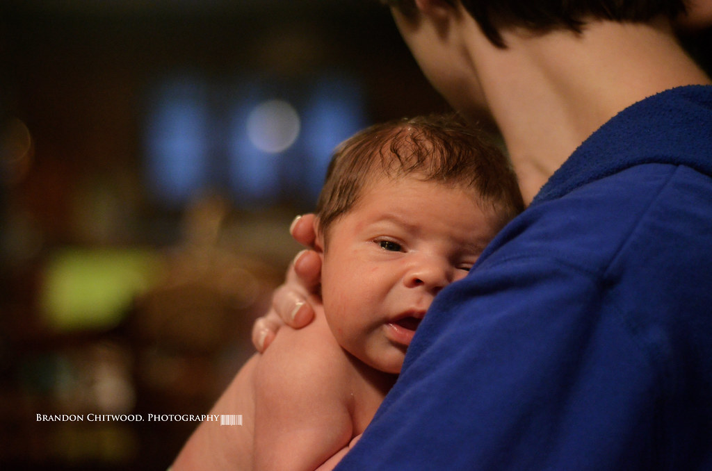 Nikon d5100 my 1st newborn photo shoot by brandon chitwood