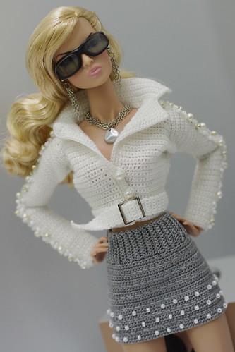 Knit For Fashion Royalty By Gemini Now On Ebay Www Ebay