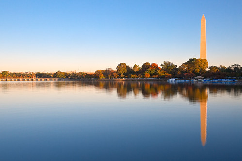 Autumn DC Sunrise - HDR | by freestock.ca ♡ dare to share beauty
