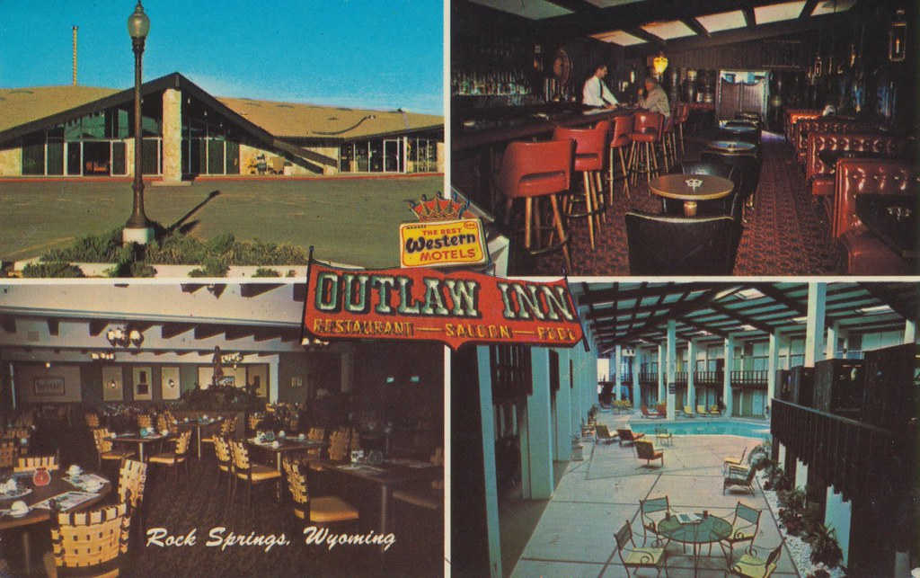 Outlaw Inn - Rock Springs, Wyoming