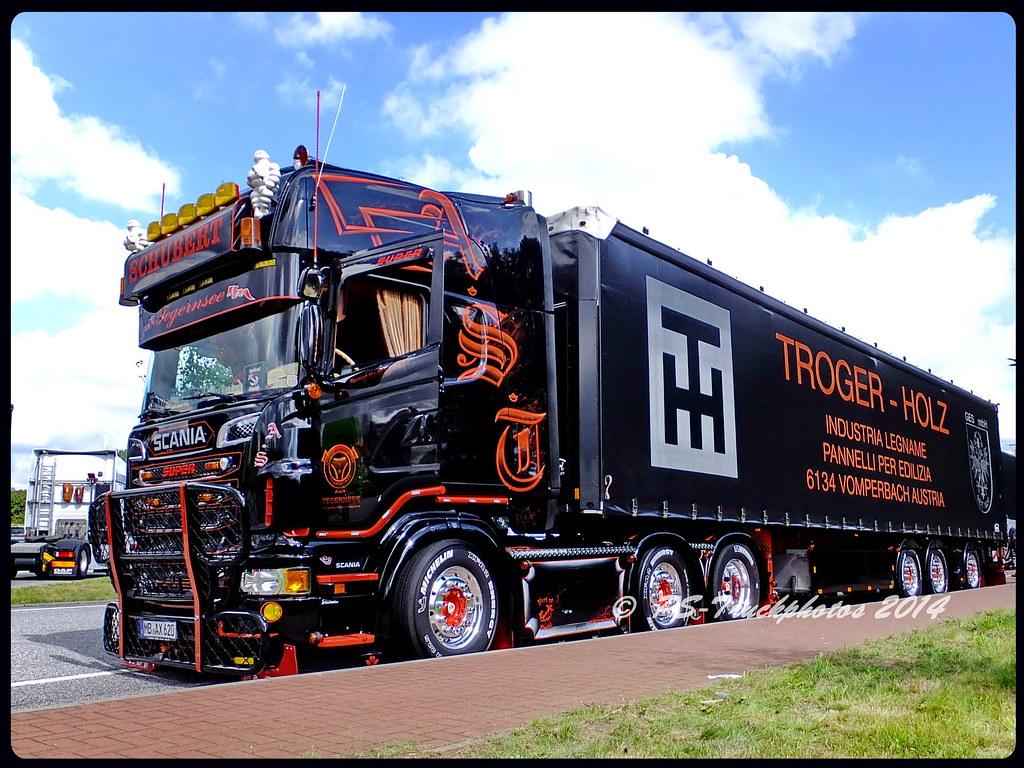 Bien connu SCANIA R620 V8 Topline 6x2 - Andreas_Schubert_Transporte -… | Flickr XM72