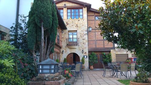Hotel rural Señorío de Altamira