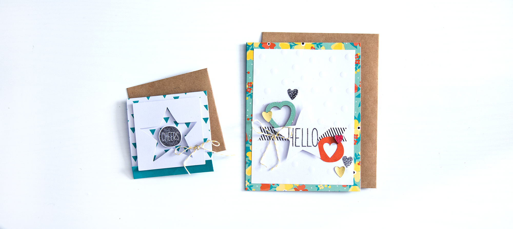 Handmade Ideas: Oh Happy Day Card Kit* | lifeofkitty.co.uk