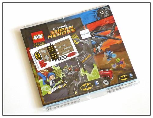 LEGO SuperHeroes DC Comics 76054 Batman Scarecrow Harvest of Fear box04