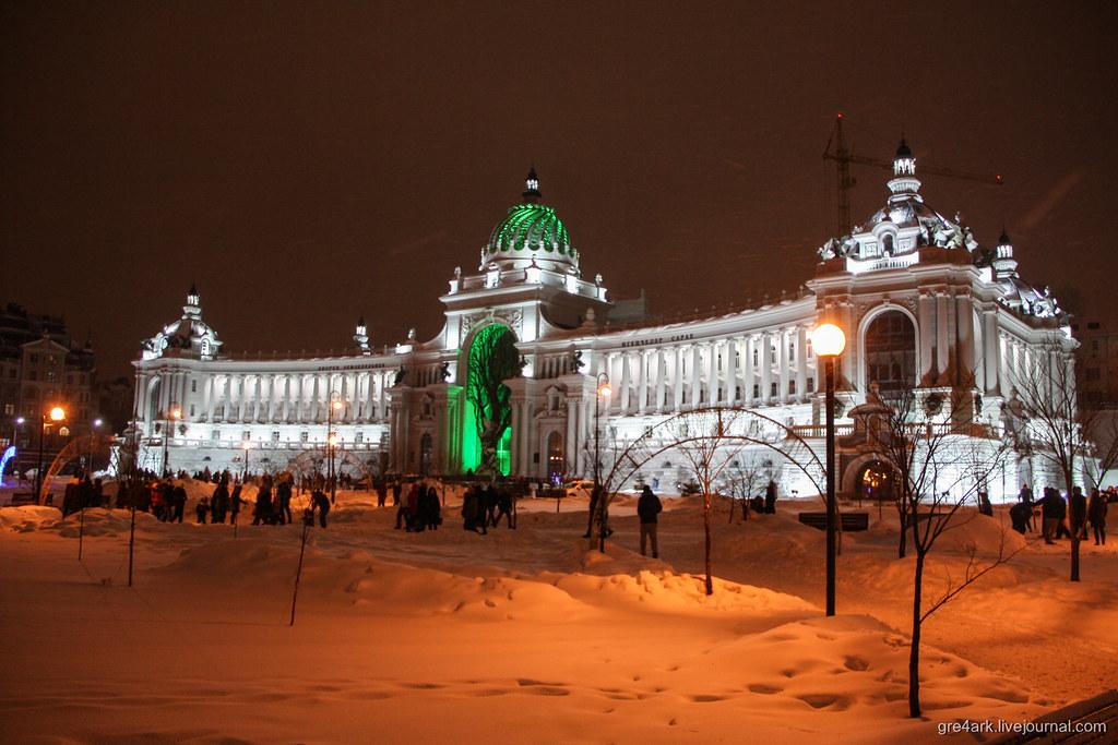 Казань: третья столица России