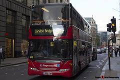 Scania OmniCity - LX59 CNY - 15147 - Stagecoach - London - 140926 - Steven Gray - IMG_0204