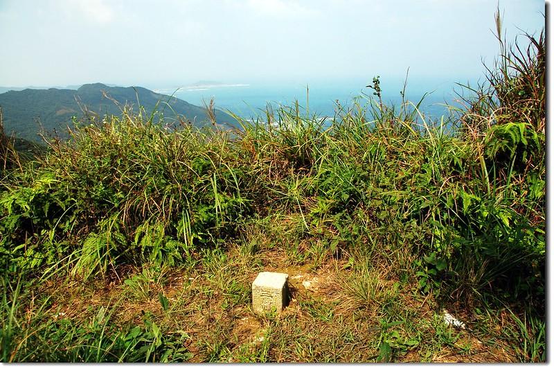 大武崙山三等三角點(# 819 Elev. 231 m)