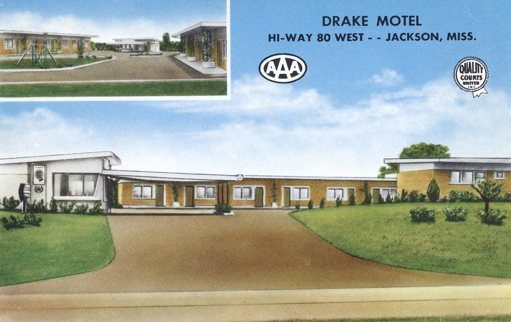 Drake Motel - Jackson, Mississippi