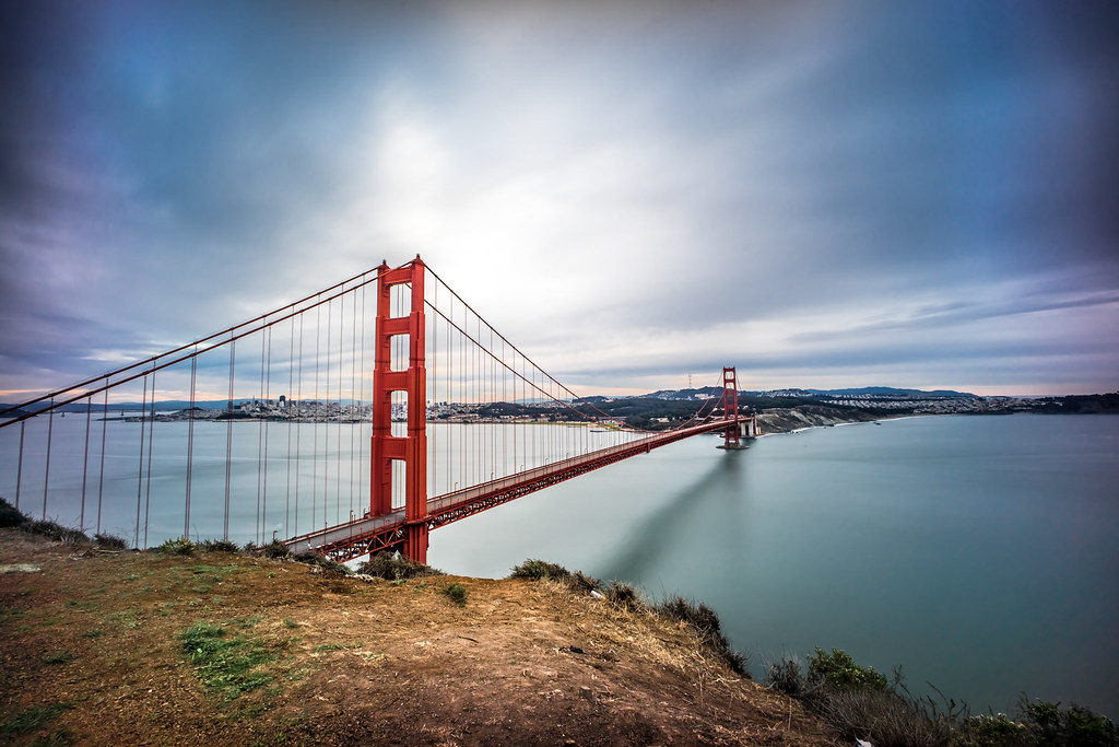 the golden gate bridge san francisco united states flickr
