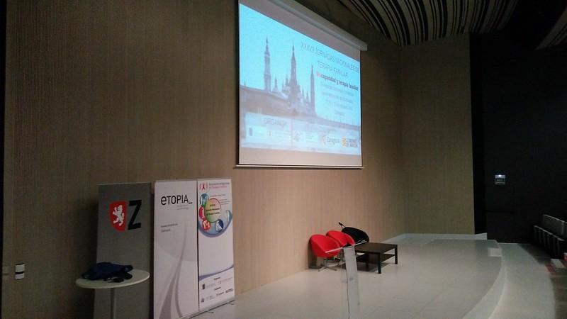Jornadas Nacionales de Terapia Familiar - Zaragoza 2016