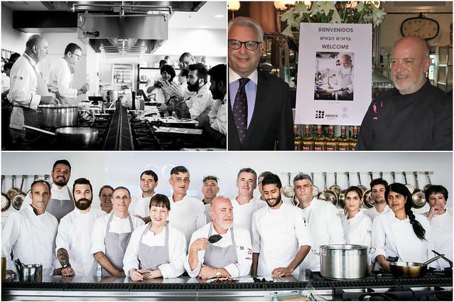 Gran fiesta mexicana para recibir al Chef mexicano Gerardo Vázquez Lugo