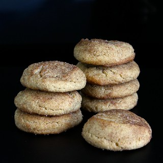 Autumn Spice Snickerdoodles | by chelseaemeliekelly