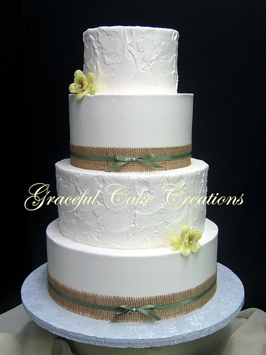 Rustic Wedding Cake Knife