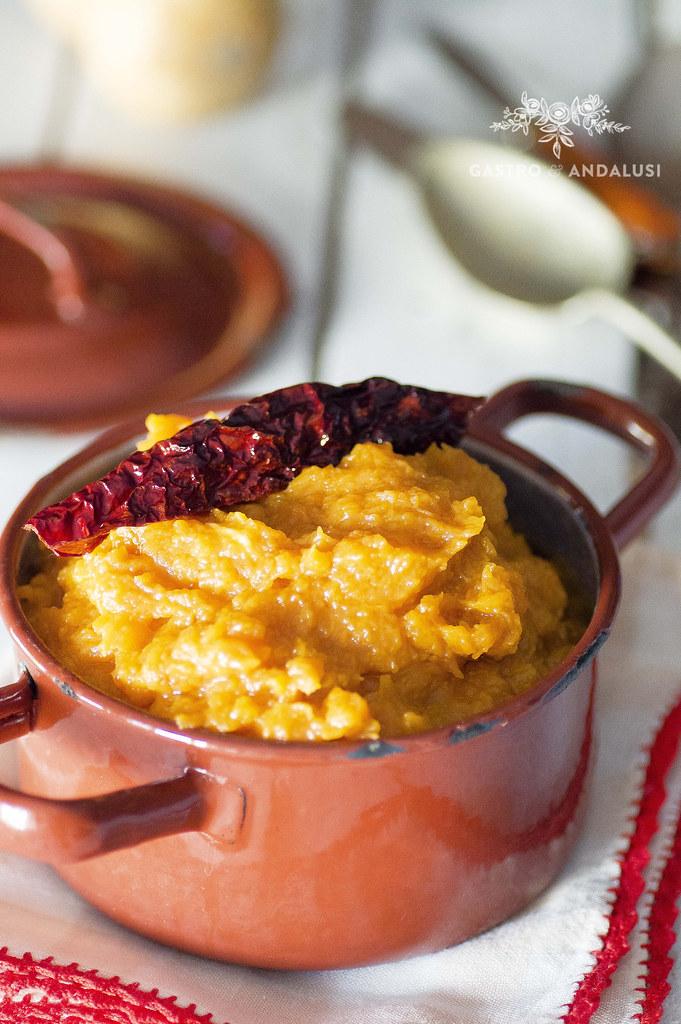 Cuarrecano O Calabaza Frita De Jaen Receta Tradicional And Flickr - Recetas-de-calabaza-frita
