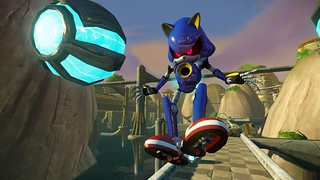 Sonic Boom: Rise of Lyric Launch Screens | by SEGA of America