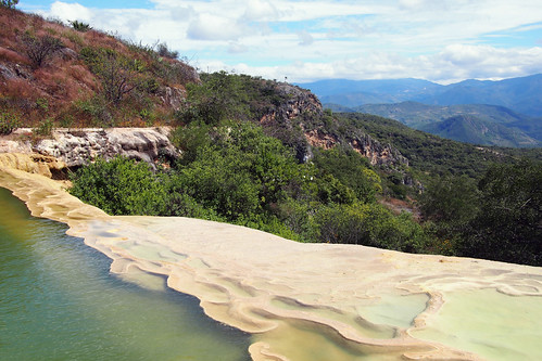 Hierve al Agua | by What Katie Does