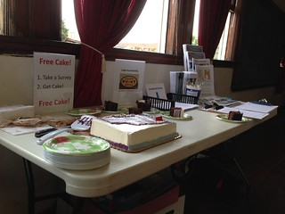 Hanford Challenge Information and Cake | by Hanford Challenge