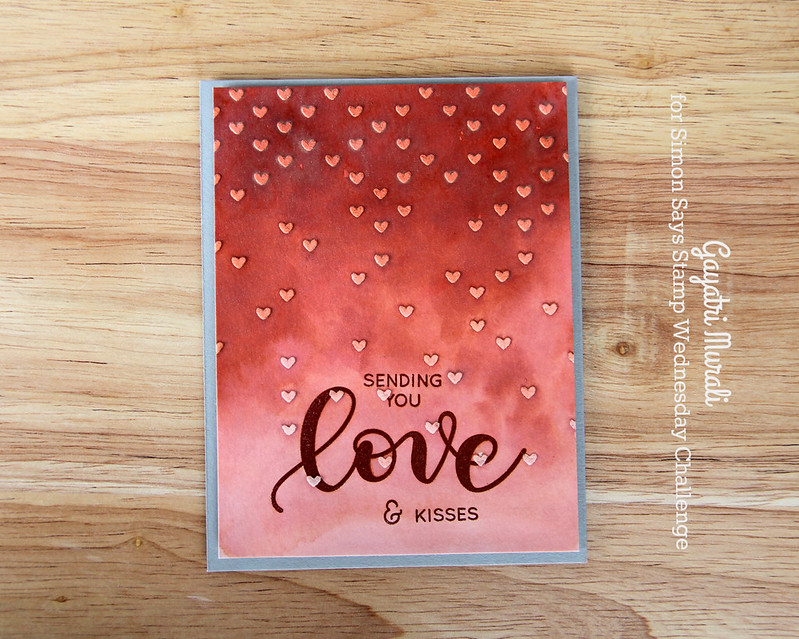 Sending Love 1 flat