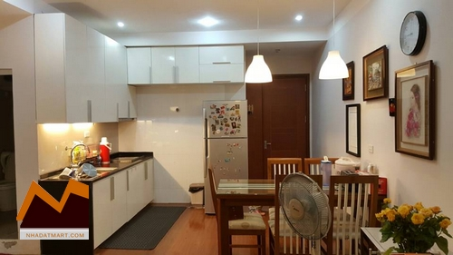 Bán CC 82m2 căn góc full nội thất, giá 19.5triệu/m2 KĐT Văn Khê, Hà Đông