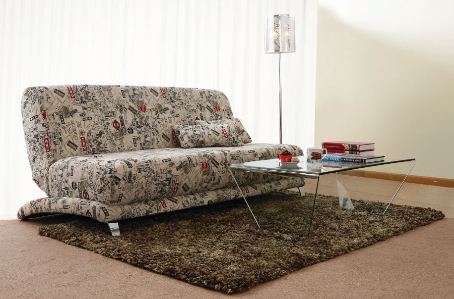 Muebles Placencia Sofá cama Merlot London Street | Placencia Muebles ...