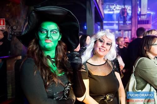 31/10/2014 Halloween & Easy Cure al Fuori Orario