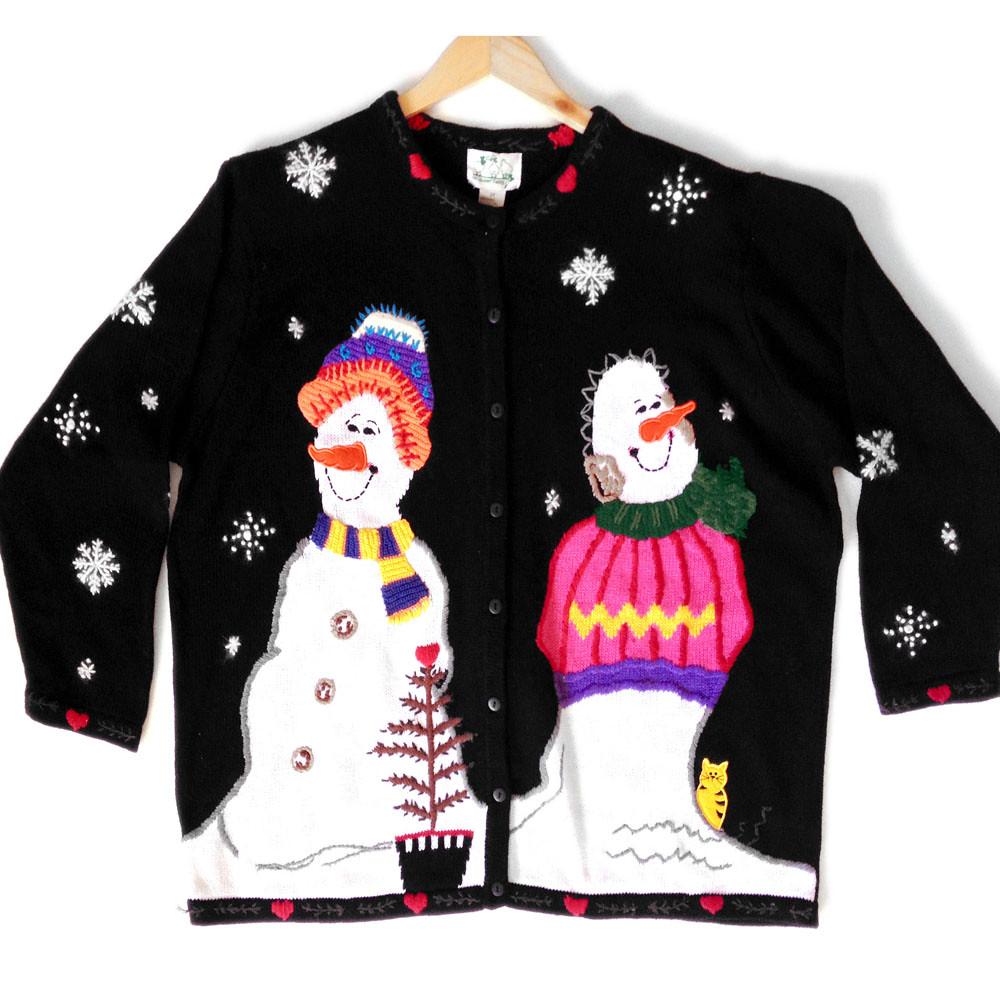Résultats de recherche d'images pour «ugly sweater christmas»