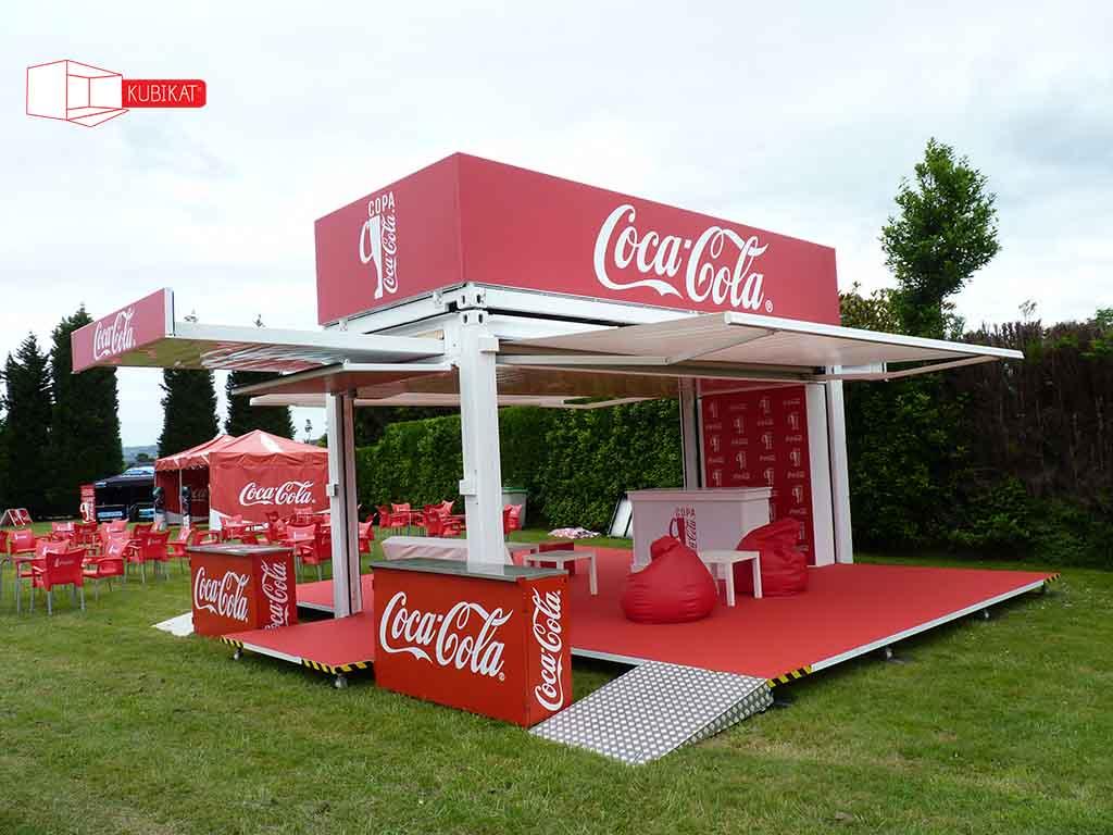 Final Copa Coca Cola espacio Chill out en Mareo Sporting d… | Flickr