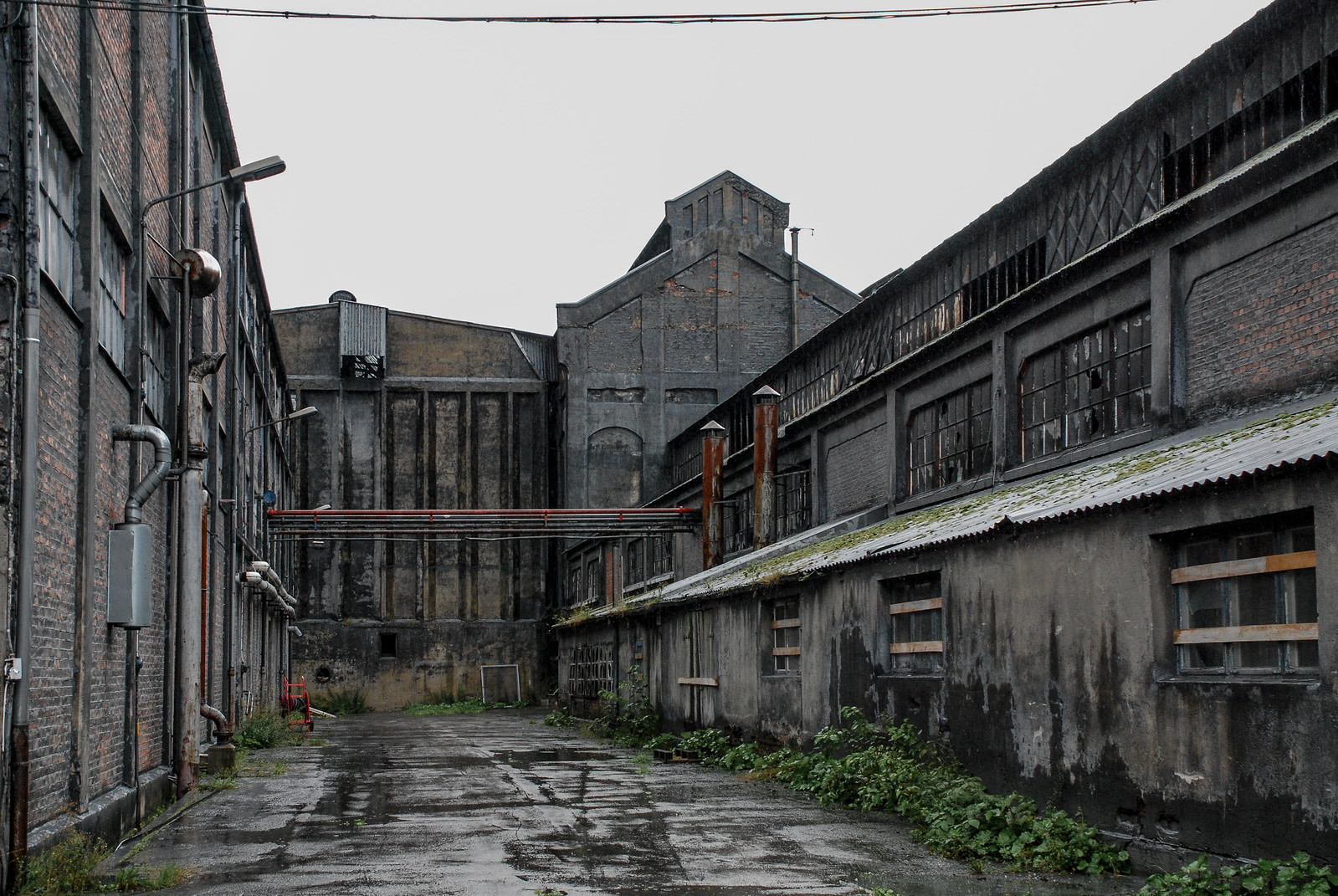 Abandoned smelting plant | by AstridWestvang
