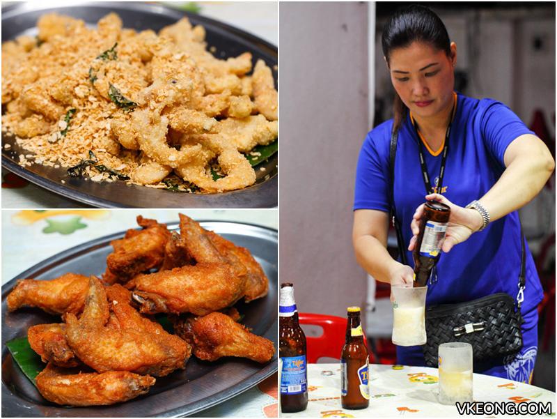 Yoon Wah Snow Beer Restaurant Ipoh