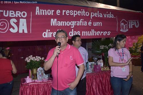 Outubro Rosa em Ipu