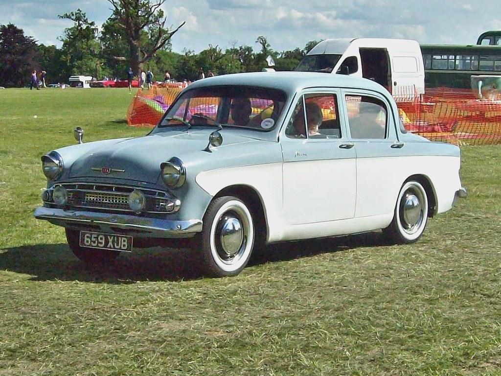 422 Hillman Minx Audax Series III 1958
