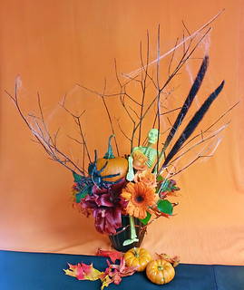 Spooktacular Halloween! - Blumz by...JRDesigns in metro Detroit | by Flower Factor