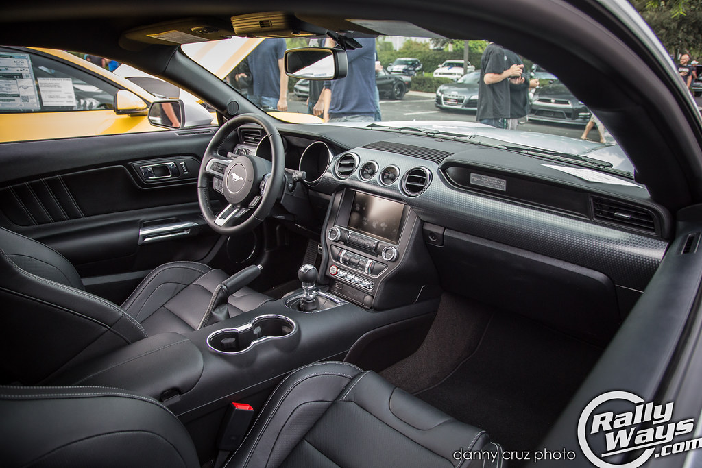 ... 2015 Mustang GT Performance Package Interior | By RallyWays