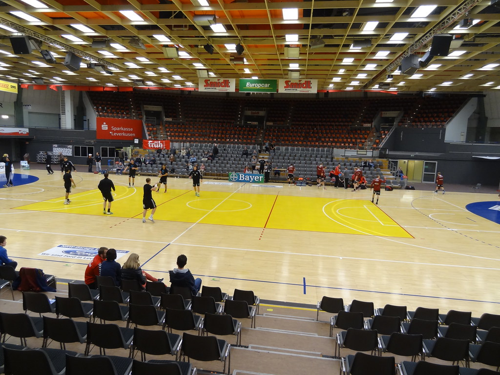 Leichlinger TV v Soester TV (3rd Division at Smidt-Arena, … | Flickr