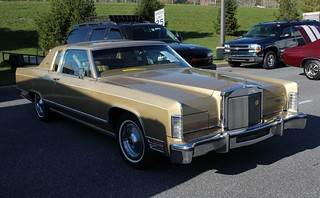 1979 Lincoln Town Coupe 2 Door Richard Spiegelman Flickr