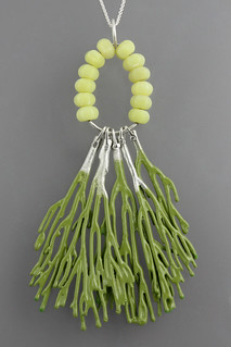 Seaweed Necklace | by Sarah Hood Jewelry