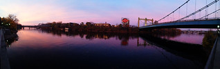 Pano on the Mississippi ~ Minneapolis, MN | by Dusty J