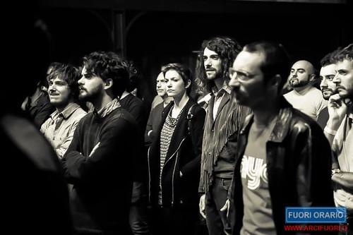 07/11/2014 Calibro 35 al Fuori Orario