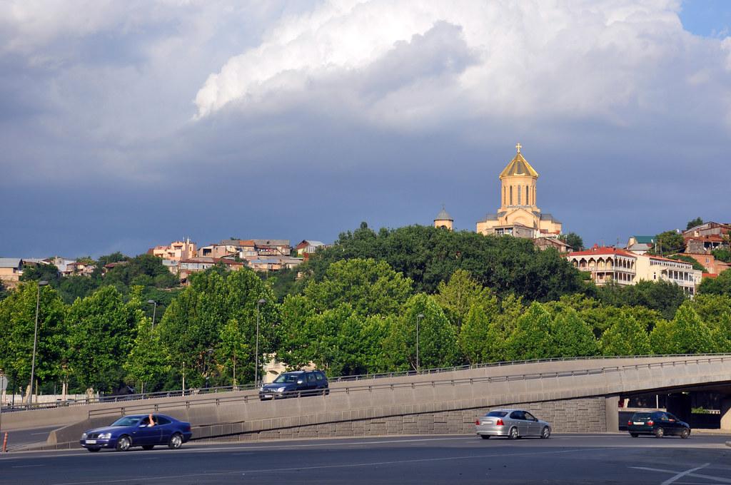 23 Собор Святой Троицы Тбилиси