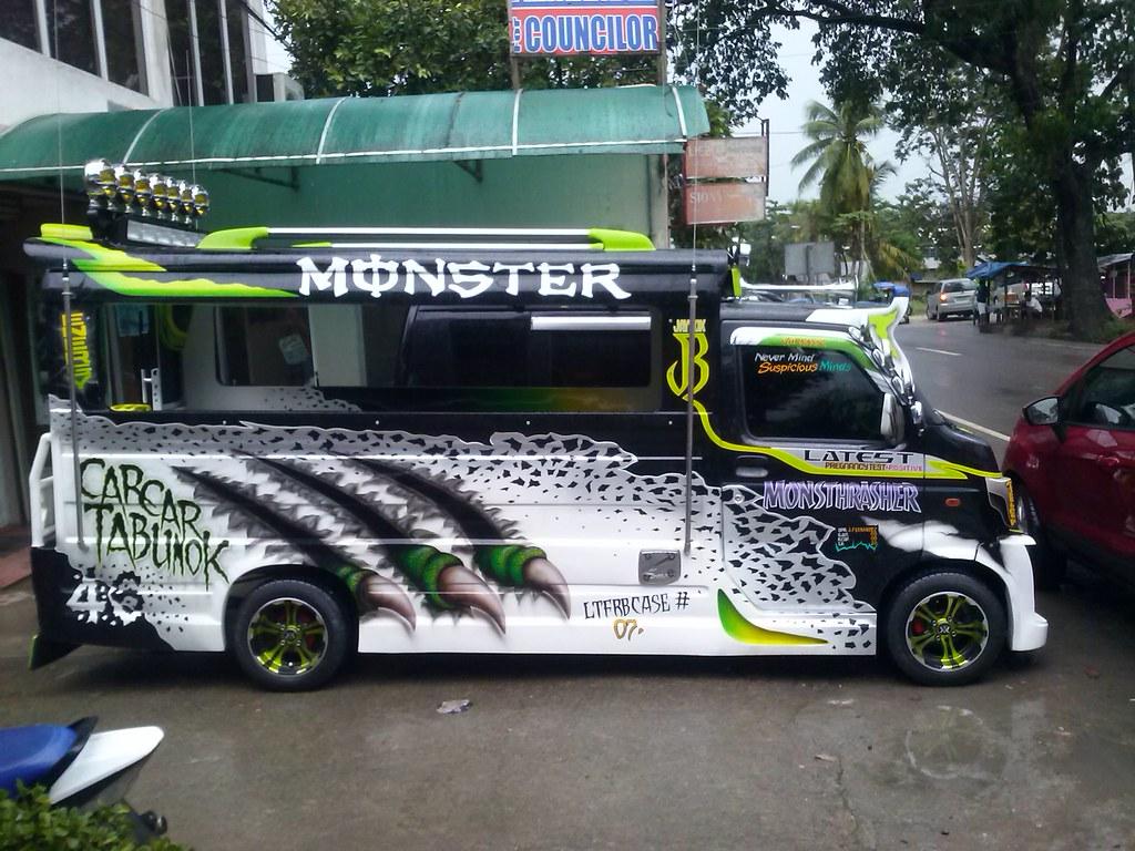Jay Box Body AutoShop | Jay Box Body AutoShop God of Monster… | Flickr