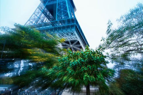 Eiffel Tower | by Maria Eklind