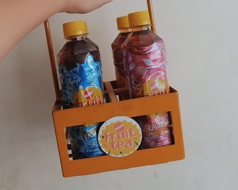 sosro fruit iced tea