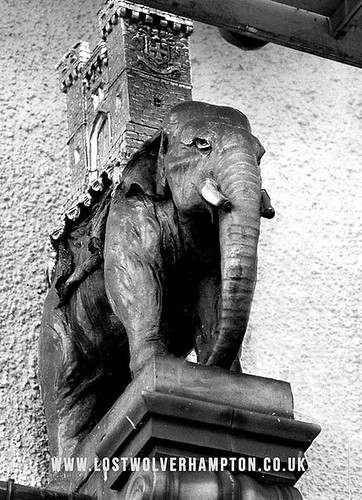 002 ELEPHANT SCULPTURE | by Lost Wolverhampton